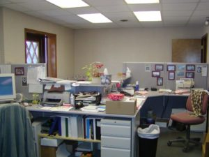 Nu-Tec Tooling office interior