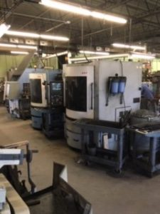 Nu-Tec Tooling shop machinery