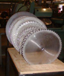 Nu-Tec Tooling saw blades